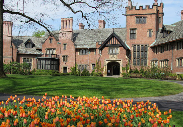 Outdoor Wedding Venues In Ohio stan hywet hall and gardens