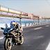 Vídeo: Motociclista chega a 400 km/h em ponte na Turquia, assista