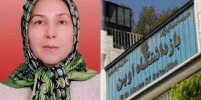 زندانی سیاسی صدیقه مرادی