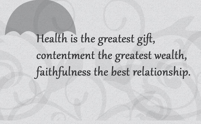 faithfulness the best relationship Buddha quote