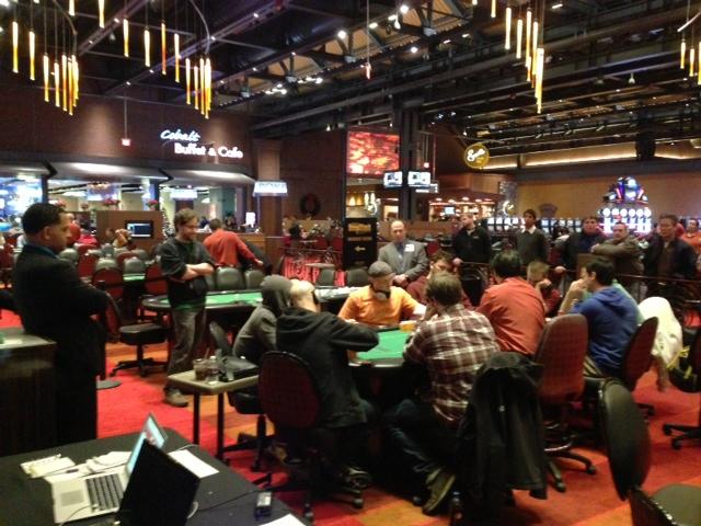 Sands Casino Bethlehem Pa Poker Tournament