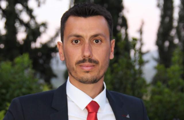 Υποψηφιότητα του Μάριου Τσούλου με τον συνδυασμό «Ναύπλιο.Επόμενη Μέρα»