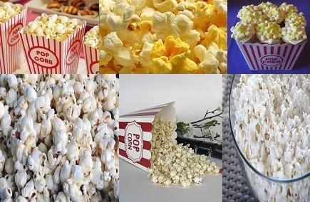 Variációk - Popcorn minden mennyiségben