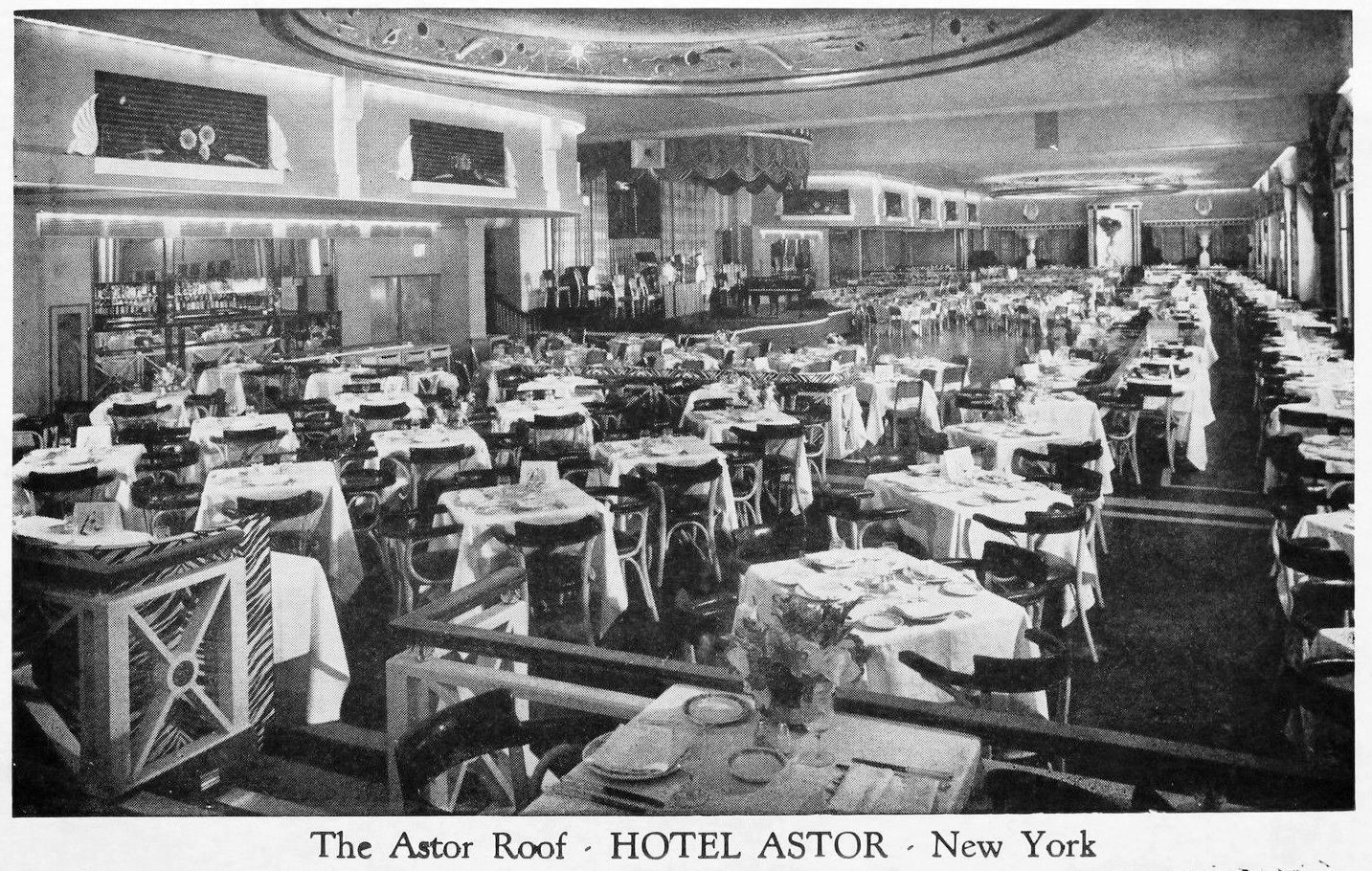 Daytonian in Manhattan: The Lost 1907 Hotel Astor -- 1511 ...