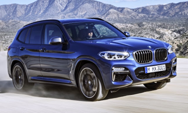2019 BMW X3 Redesign, Release Date, Price