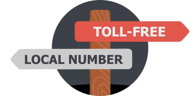 141) How To Get Toll Free Number For Your Business/Website ...