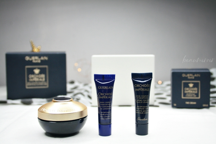 guerlain orchidee imperial luxury skincare