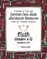 6-12 Math Common Core Resources