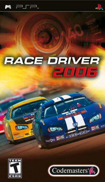 Race Driver 2006 - PSP - ISO Download