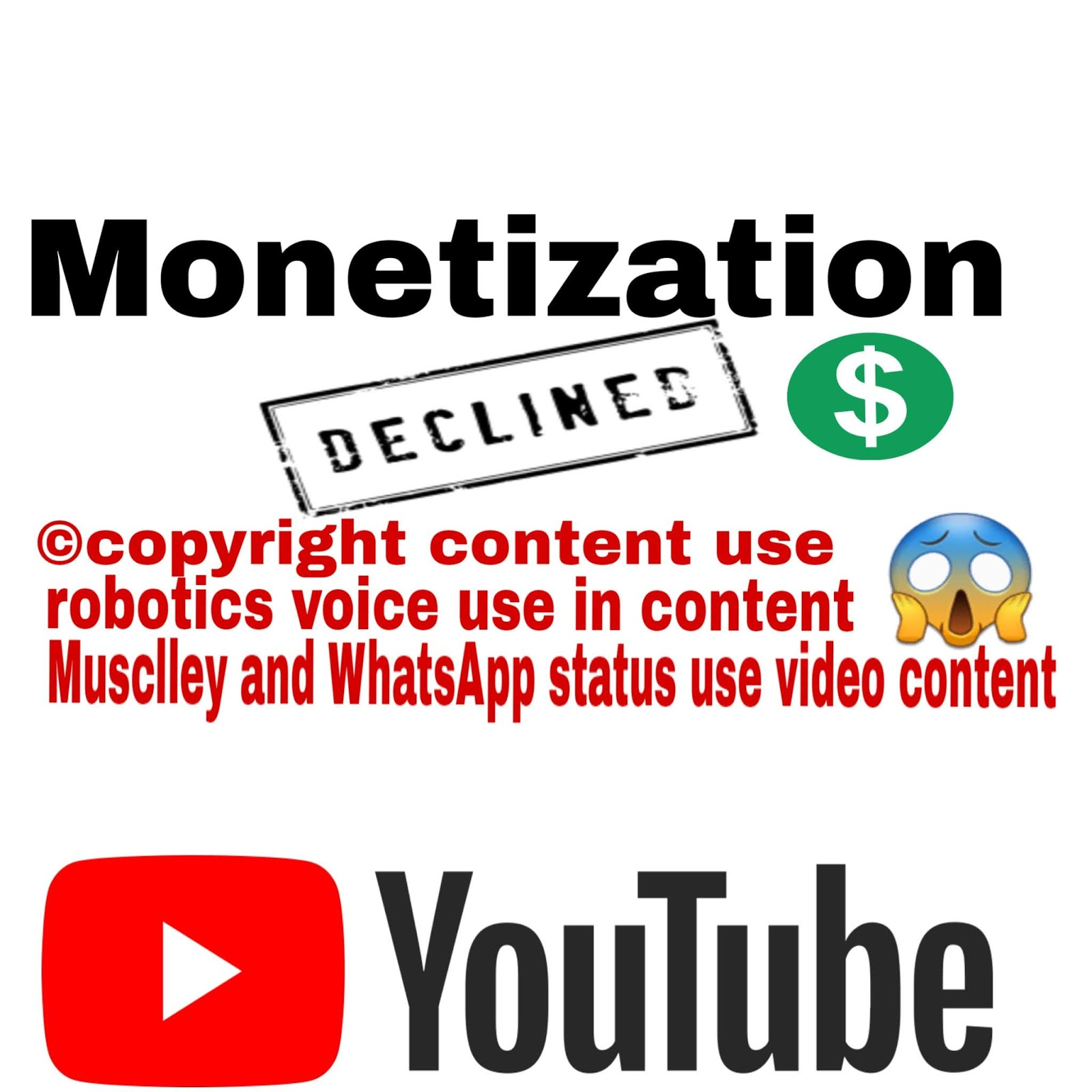 YouTube Monetization | YouTube Monetization rules 2018 - RDV