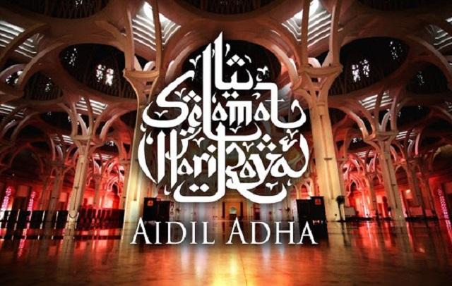 Hari Raya Aidiladha Disambut Pada 12 September Ini