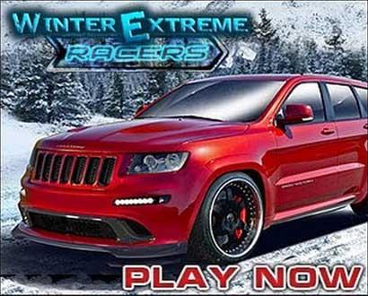 تحميل لعبة سباق السيارات الشتوية Winter Extreme Racers