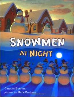 Snowmen At Night on Amazon