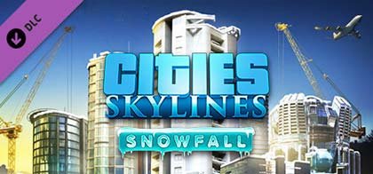 Cities Skylines Snowfall Download for PC DLC