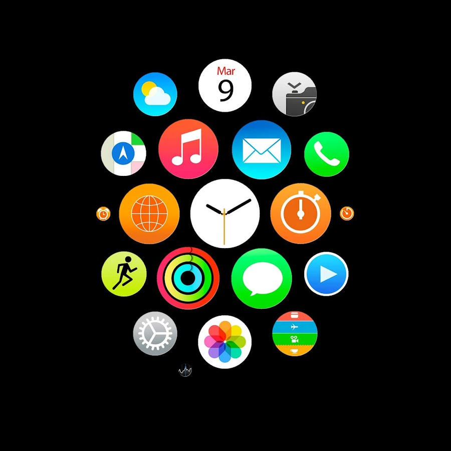 Apple-Watch-interfaz