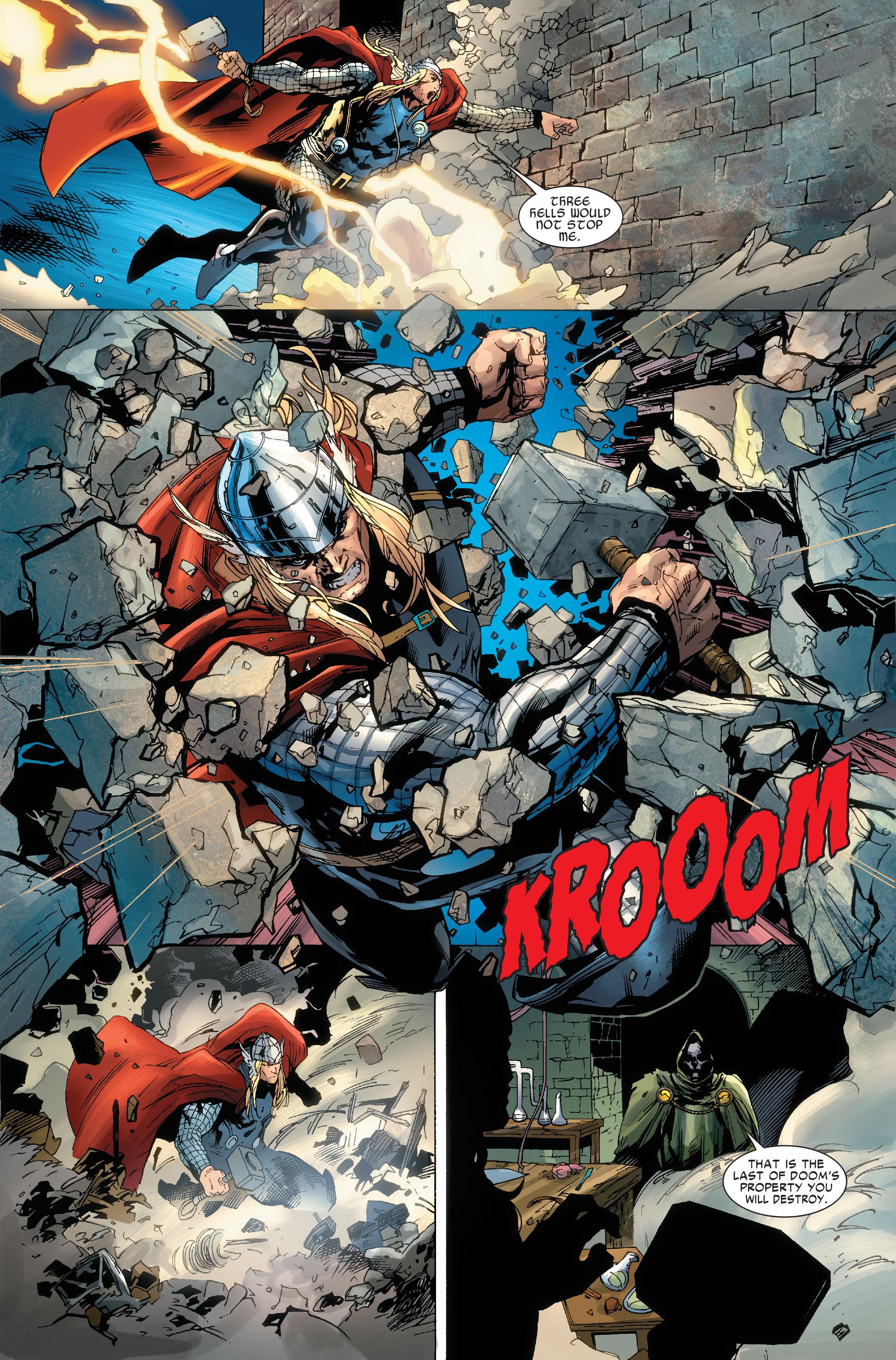 Thor (2007) Issue #605 #18 - English 18