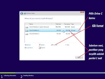 Cara Terbaru Install Windows 10 Dengan Cepat Dan 100% Work