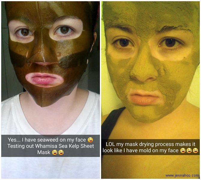Weird masks