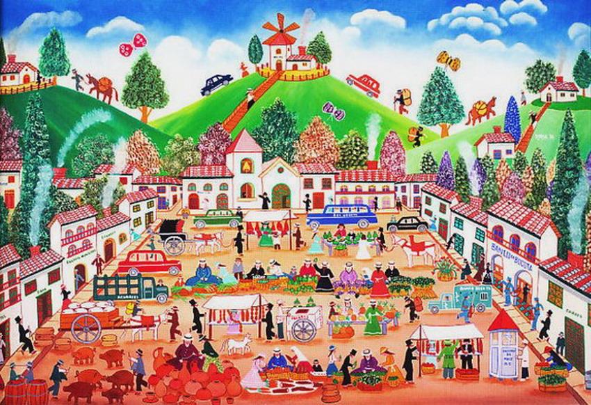 Resultado de imagen para pintores famosos de colombia