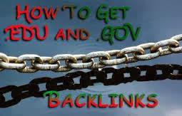 Cara Mencari Backlink .Edu .Gov Auto Backlink High PR