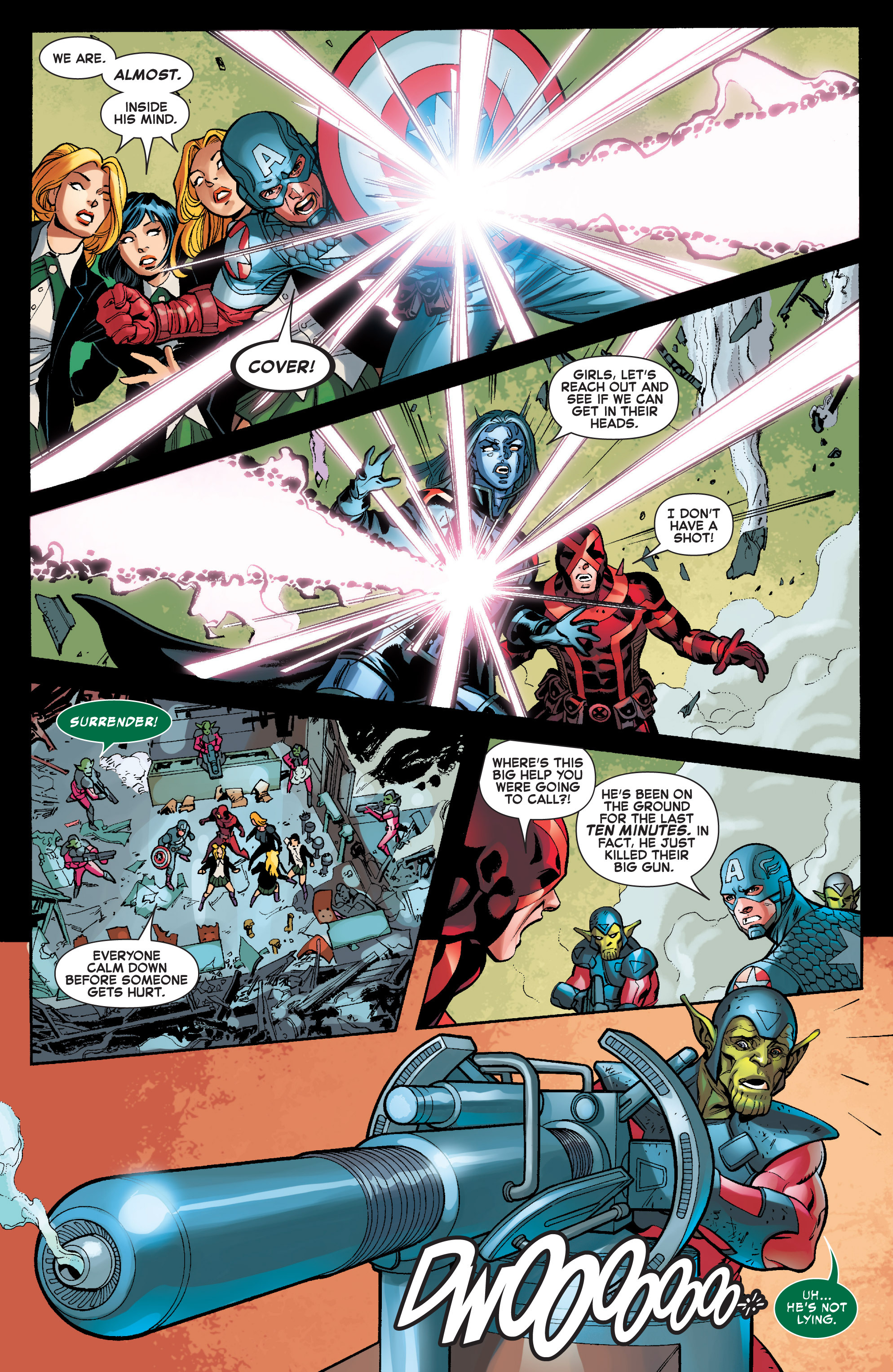Read online A X comic -  Issue #15 - 19