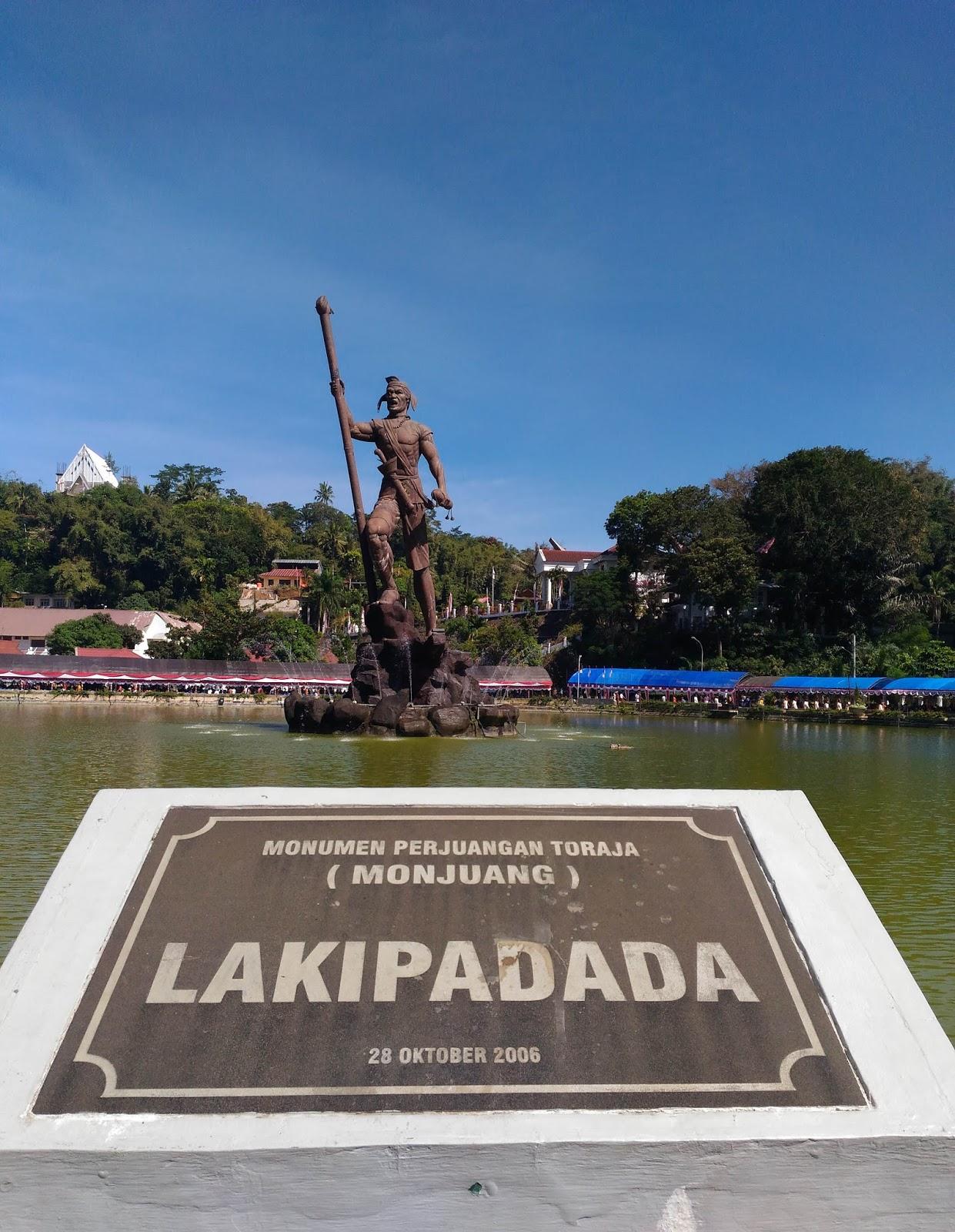 Legenda  Puang Lakipadada Dalam Bahasa Asli Toraja