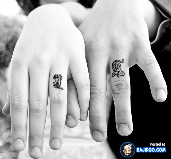 30 Amazing Attractive Finger Tattoo Styles-6