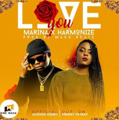 Download Mp3 | Marina ft Harmonize - Love You