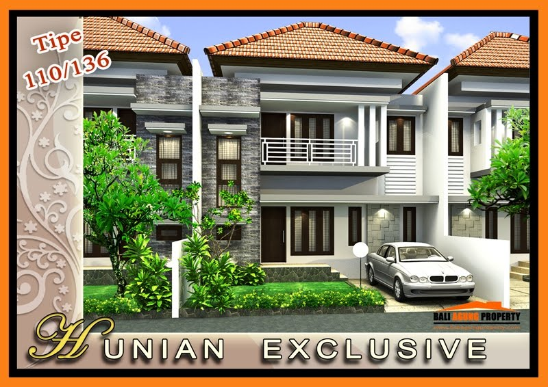 Harga Kap Baja Ringan Di Bali Agung Property: Dijual Rumah Minimalis Type 110/136 ...