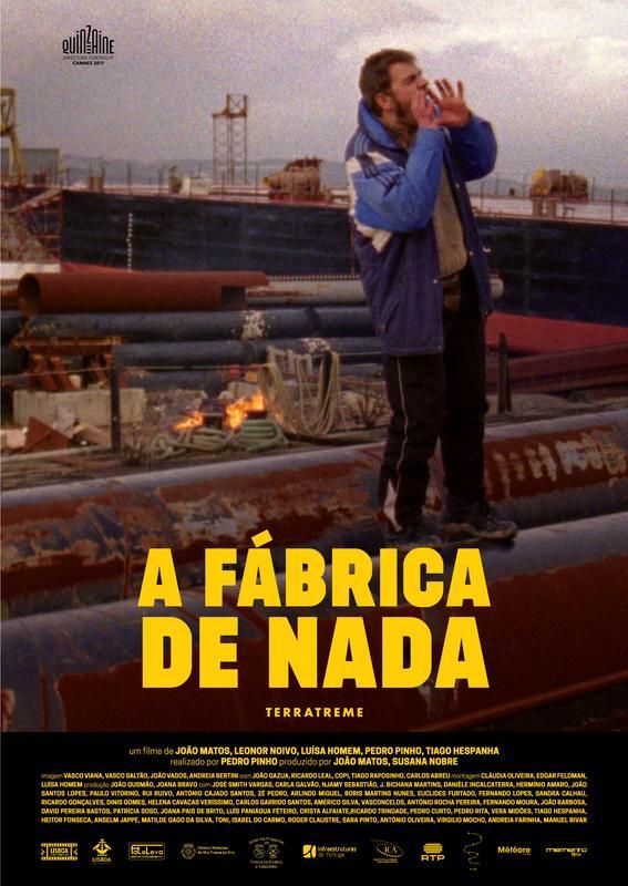 A Fábrica De Nada [PT/PT]