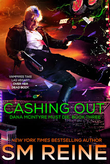 Cashing Out by S.M. Reine
