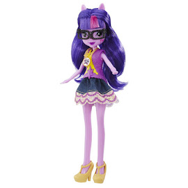 My Little Pony Equestria Girls Legend of Everfree Boho Twilight Sparkle Doll