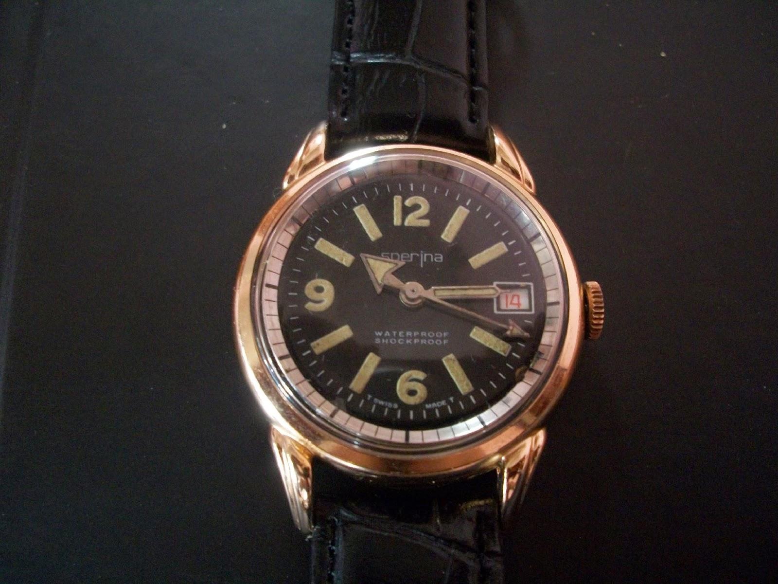SPERINA Manual Winding Watch
