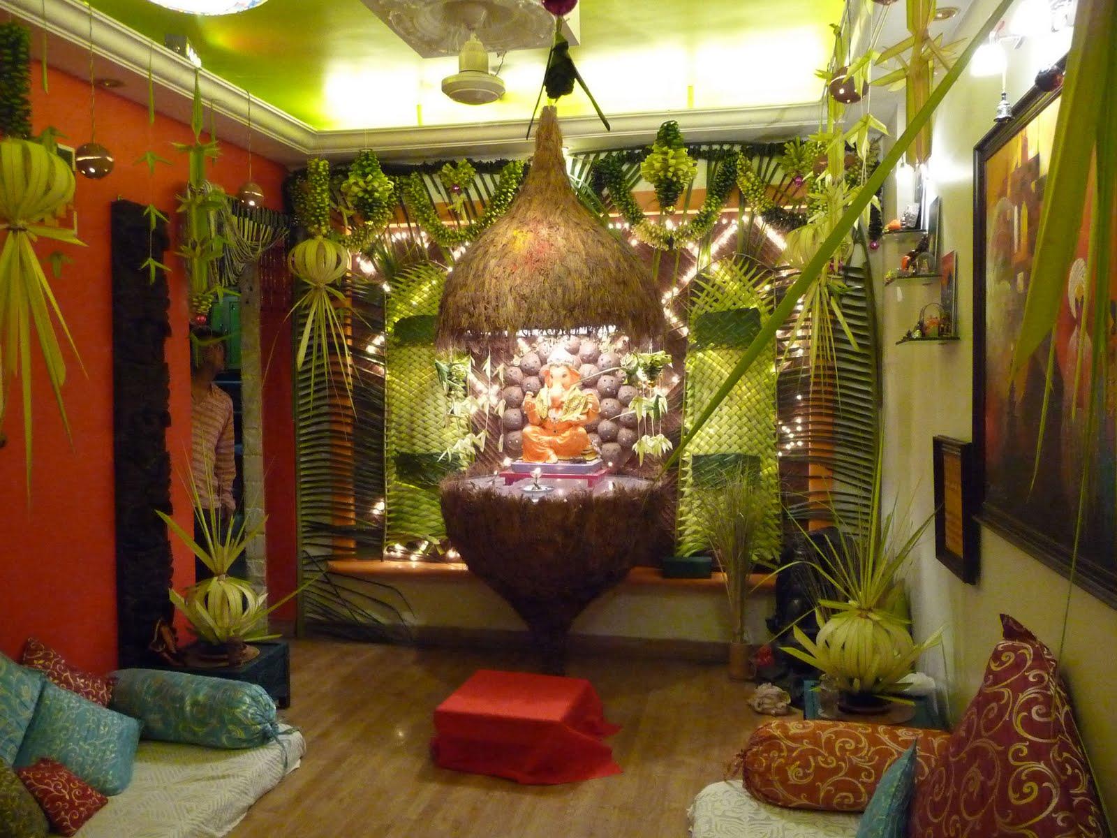 Money Plant Decor Indian Home
