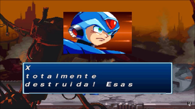Mega Man X4 - PSX - Captura 4