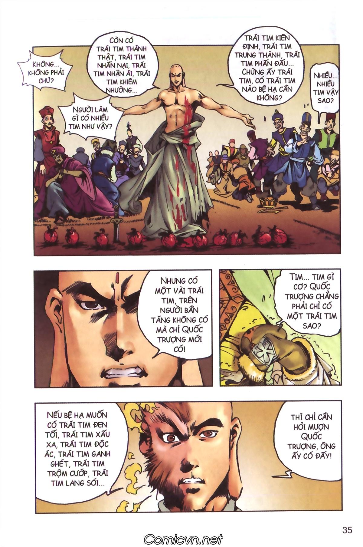 Tây Du Ký màu - Chapter 130 - Pic 15