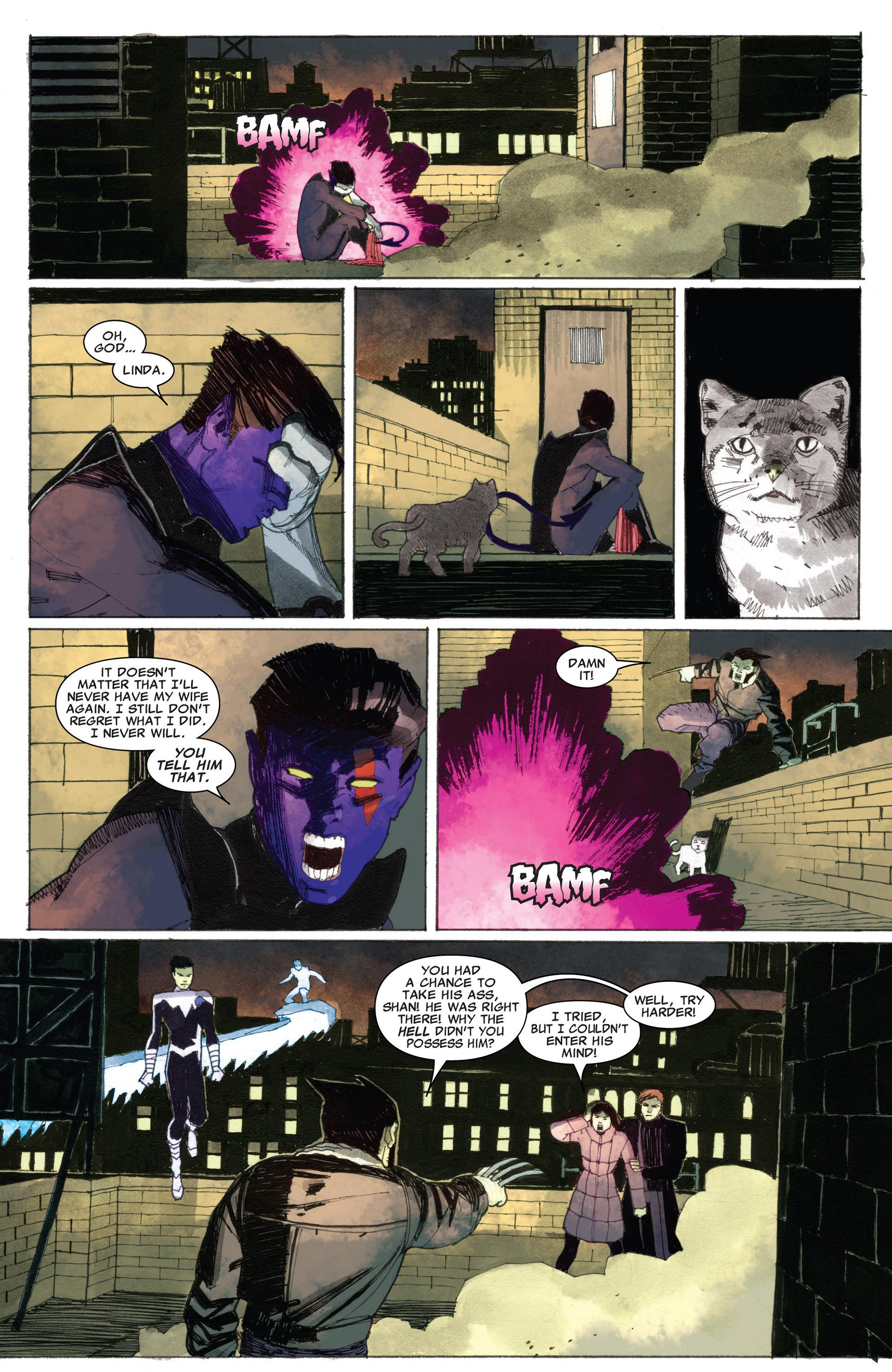 Read online Astonishing X-Men (2004) comic -  Issue #59 - 18