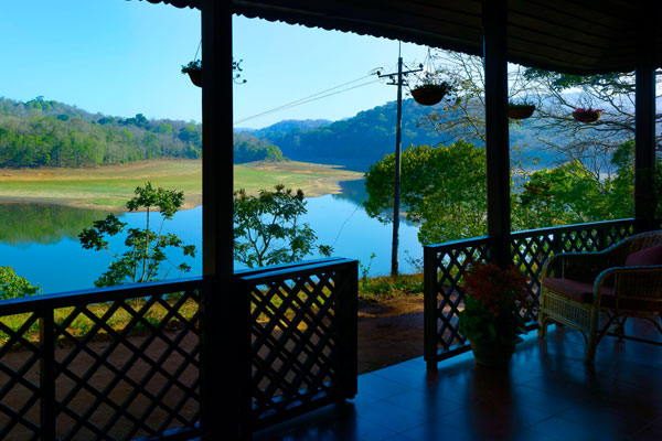 KTDC Lake Palace Resort - Thekkady