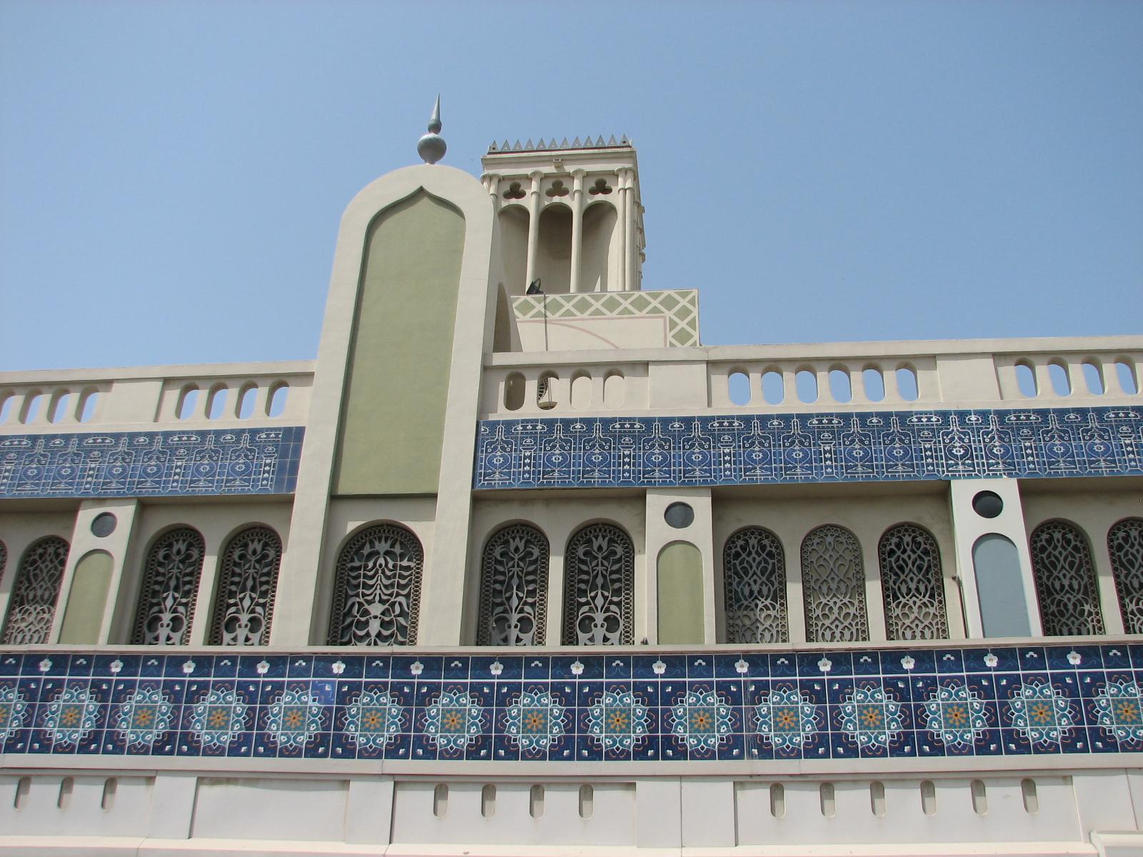 Abu Dhabi Adventures Sharjah Blue Souk