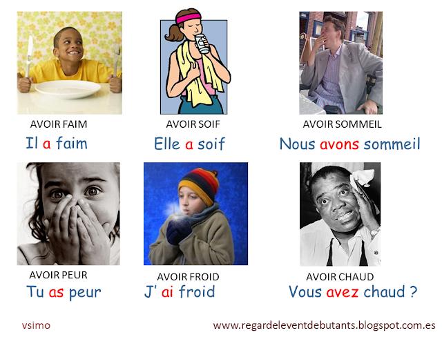 Wyrażenia z czasownikiem avoir - wyrażenia 4 - Francuski przy kawie