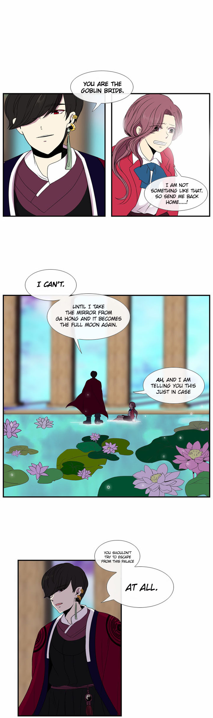 Strange and Beautiful - Chapter 6