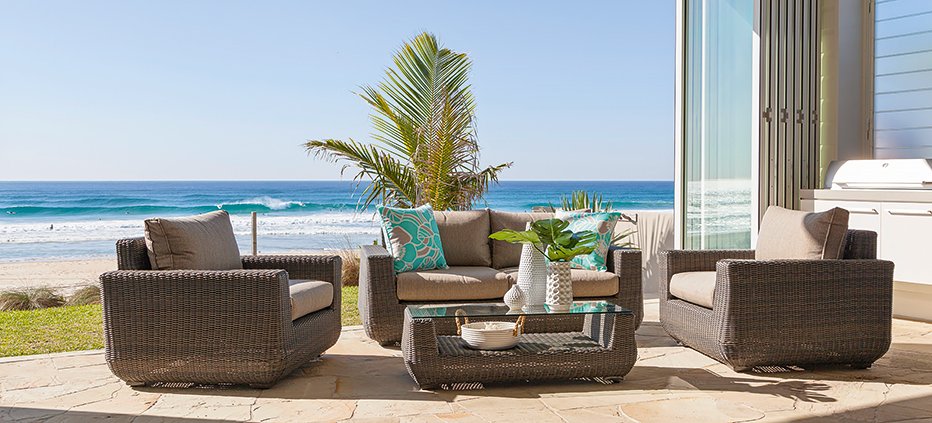 Outdoor Furniture Can Also Be Used Indoors But Why Upholstery Products And Solutions