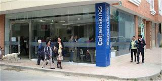 Colpensiones en Cundinamarca