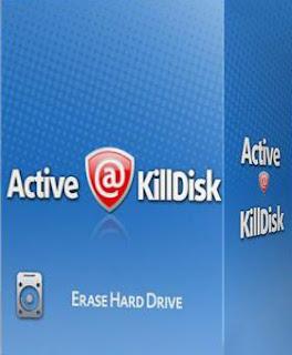 أفضل برنامج لإعادة الهاردديسك لحالة الصفر+سريال Active KillDisk Professional Suite 10.1 + Serial