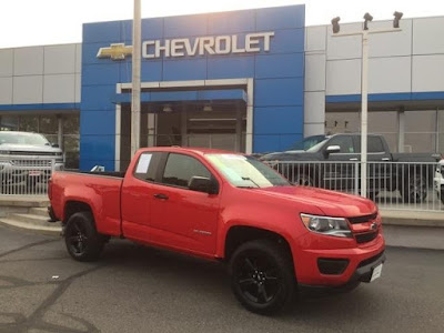 2016 Chevy Colorado CPO for sale near Denver
