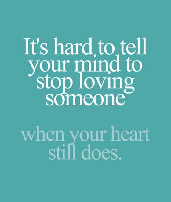 Loving Someone Picture Quotes: Stop Loving Someone Quotes. QuotesGram