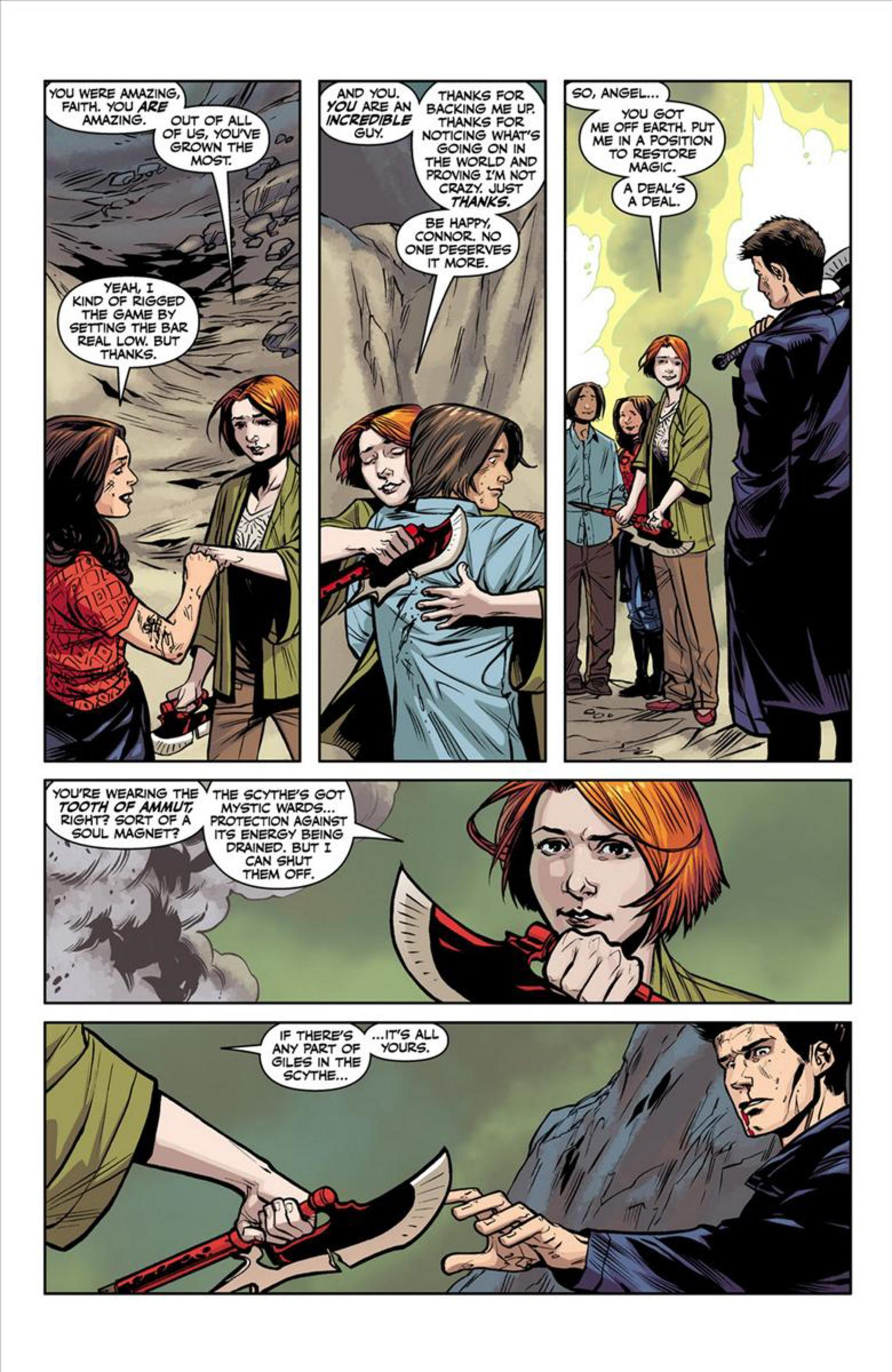 Angel and Faith issue 14 - Page 19