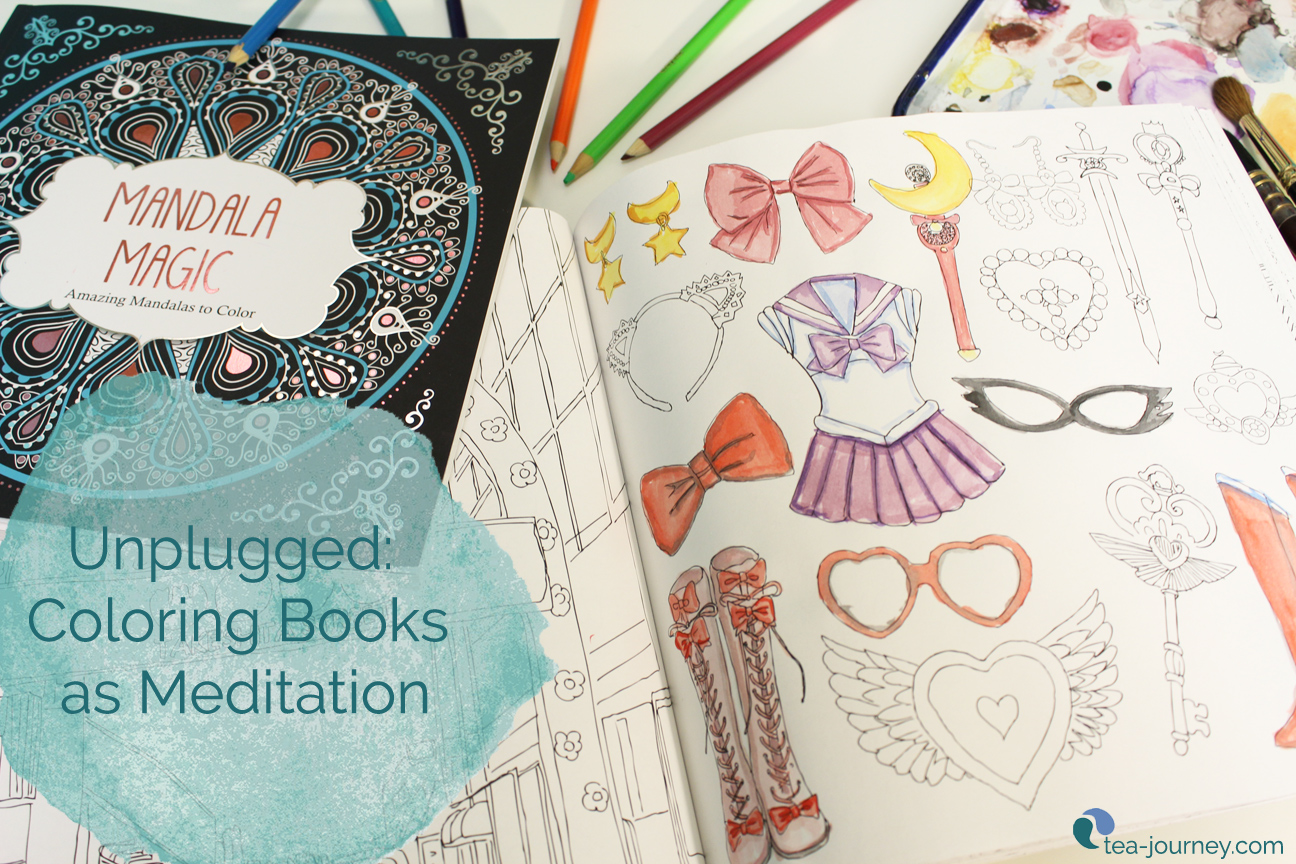 "After coloring books were used to calm children is there any surprise that as adults we have turned to the same activity to reduce stress? What a great way to reduce stress through a simple ""meditative"" practice which anyone can do."