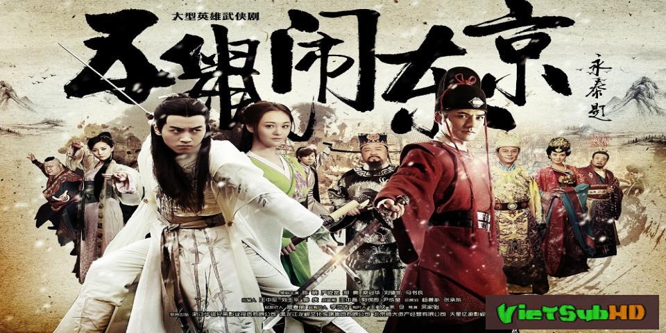 Phim Ngũ Thử Náo Đông Kinh Hoàn Tất (44/44) VietSub HD | The Three Heroes And Five Gallants 2016