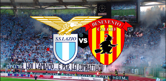 Lazio vs Benevento Full Match And Highlights